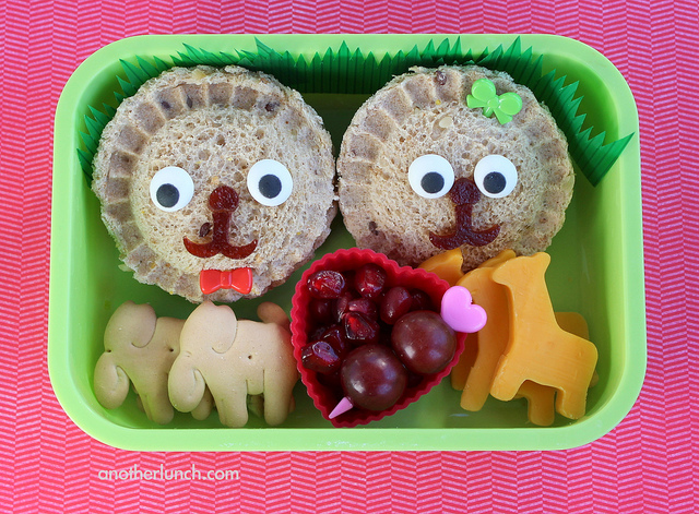 Bento Boxes for kids by Melissa on Flickr. Creative Common License.