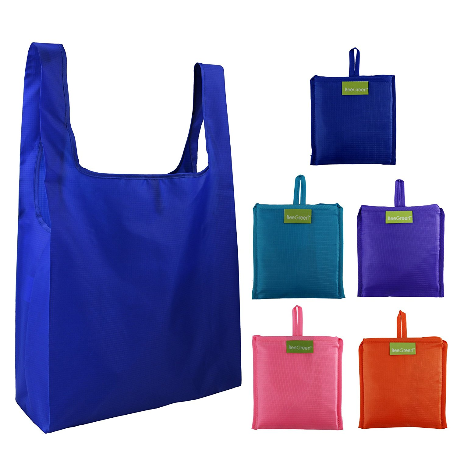 Use reusable cloth bags to reduce plastic waste