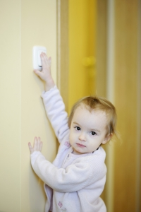 Teach your kids to turn off the lights when they leave the room