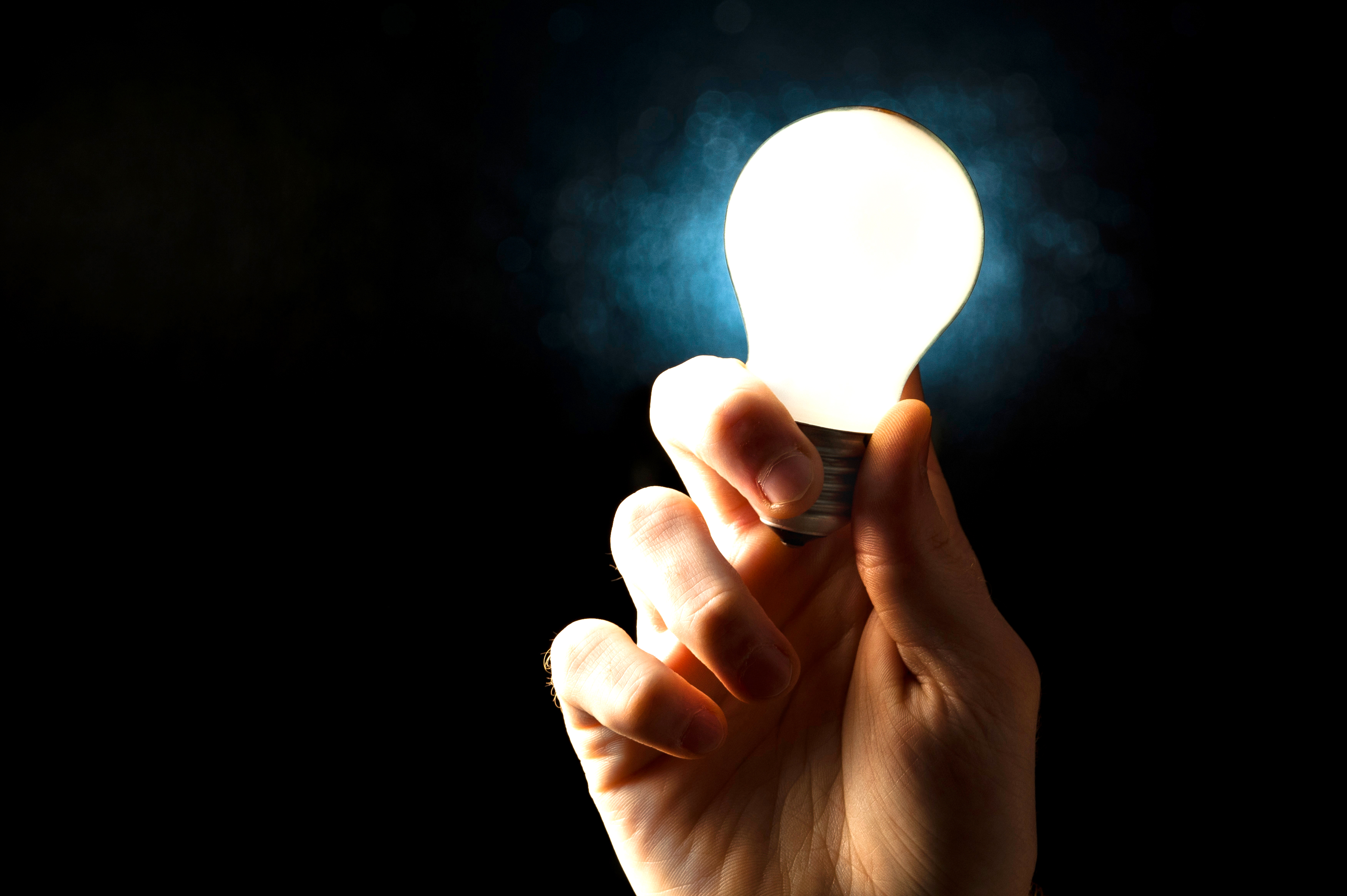 A bright idea - Energy Efficiency