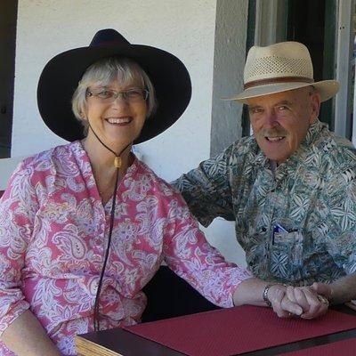 Christine and Tom Sine