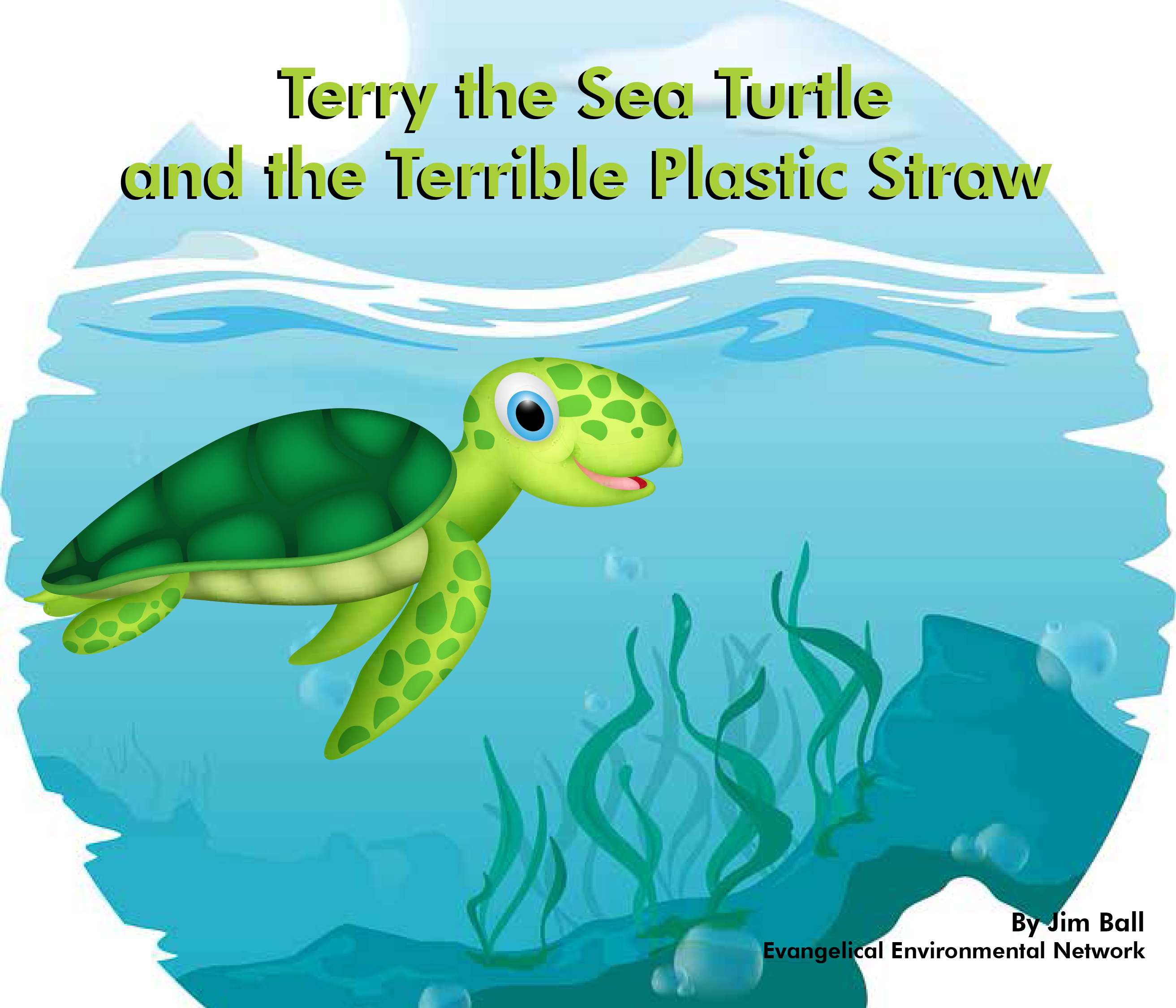 Terry the Sea Turtle