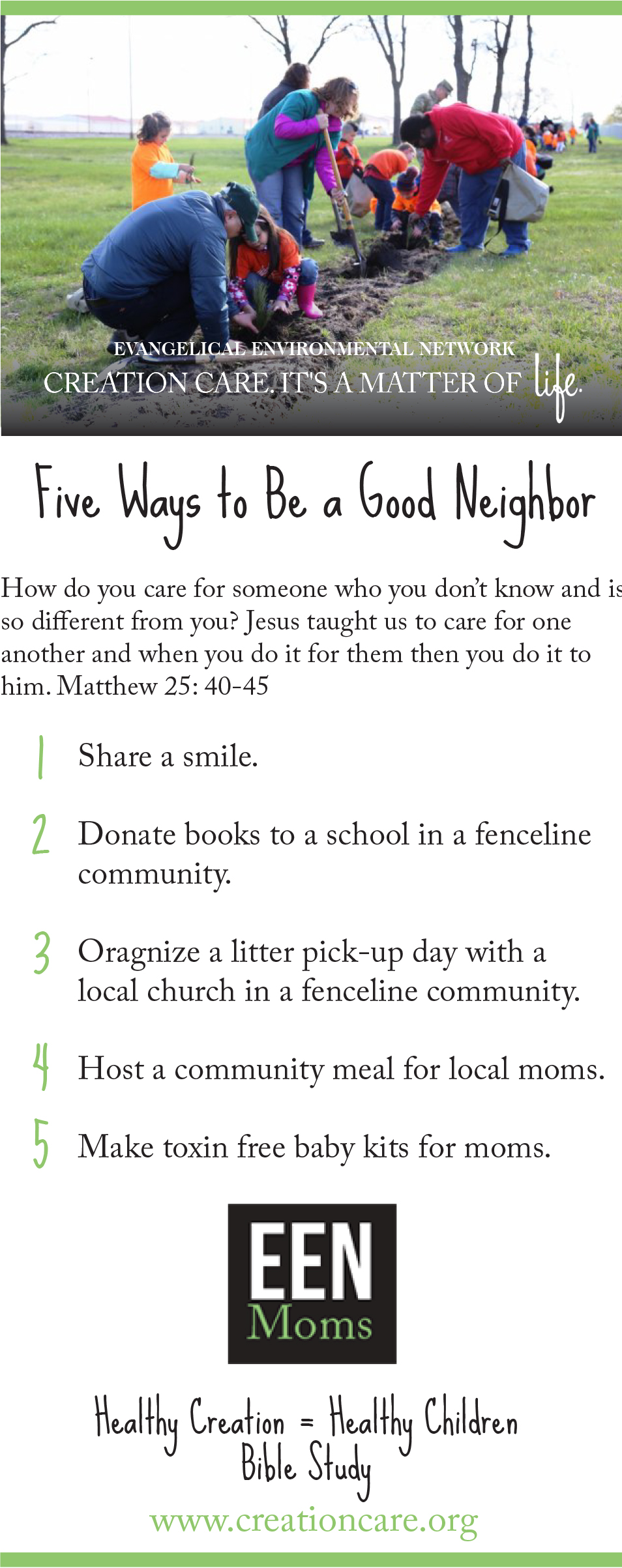 Find Your Fire - Being a Good Neighbor