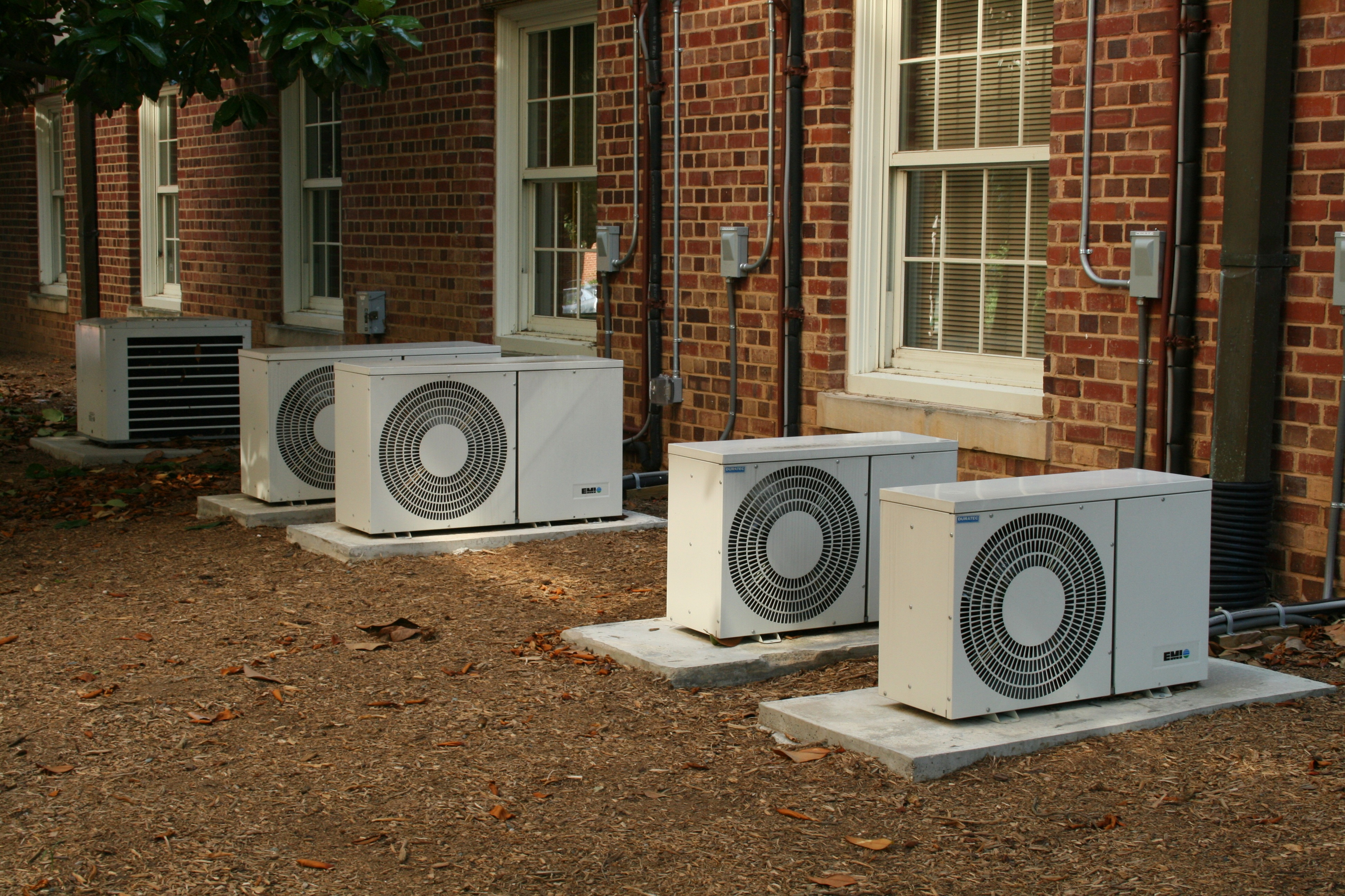 Air conditioning is the number one way we can reduce carbon