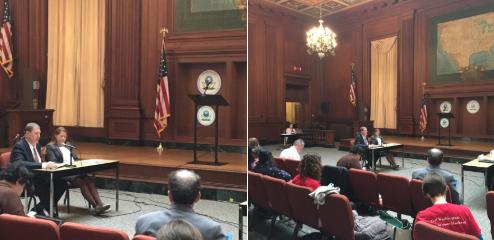 EPA Public Hearing Testimony from Mitch Hescox - Evangelical