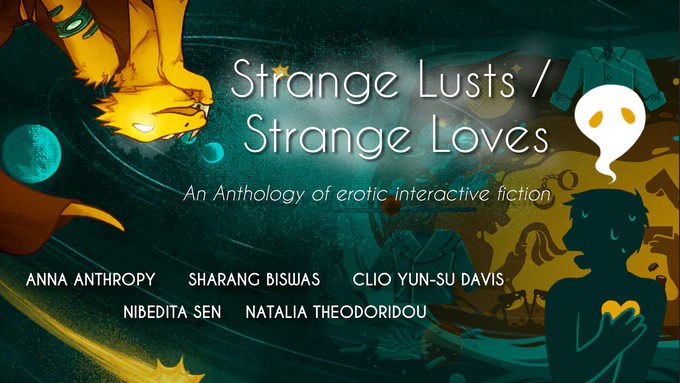 Strange Lusts / Strange Loves