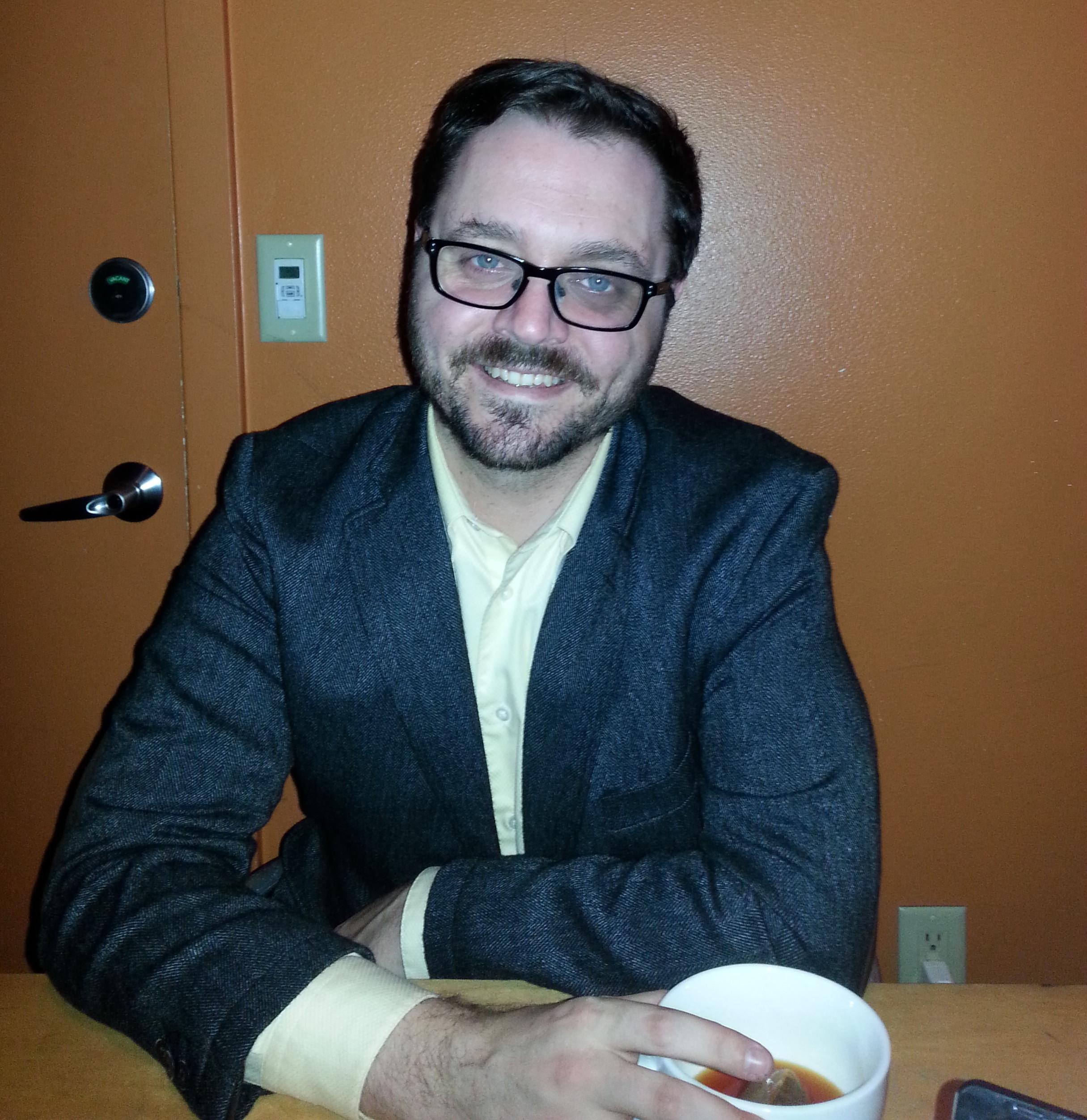 City Council candidate Jon Grant (Image: Casey Jaywork)