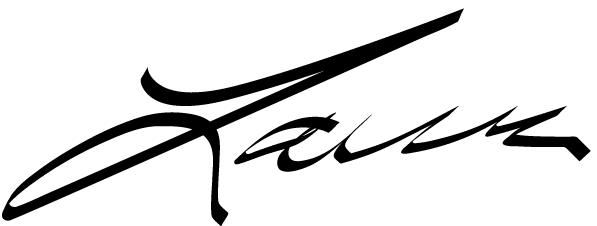 laura signature
