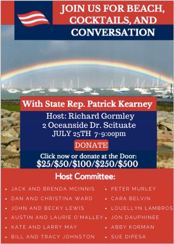 Kearney July 25th Conversation Invitation