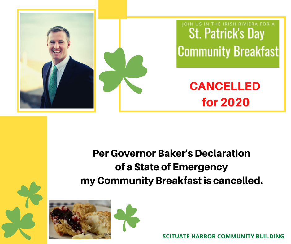 Community Breakfast 2020 Cancelled