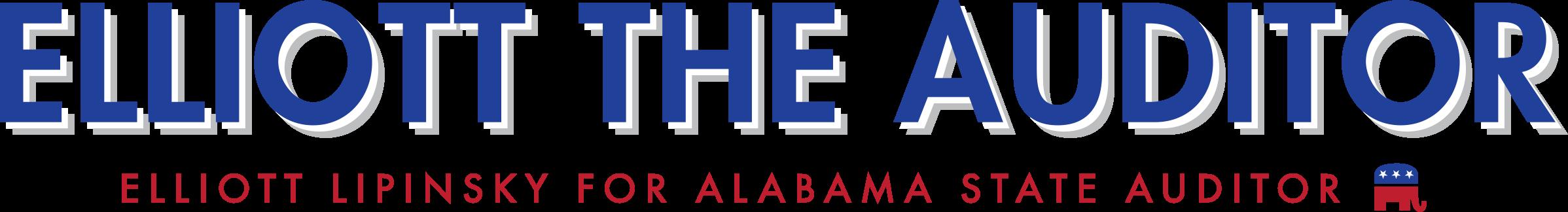 Elect Elliott Lipinsky Alabama State Auditor