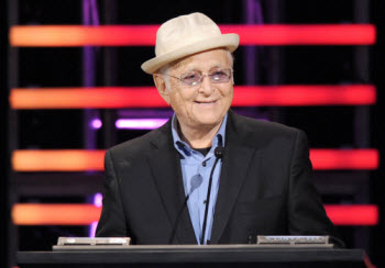 Norman Lear at the EMA