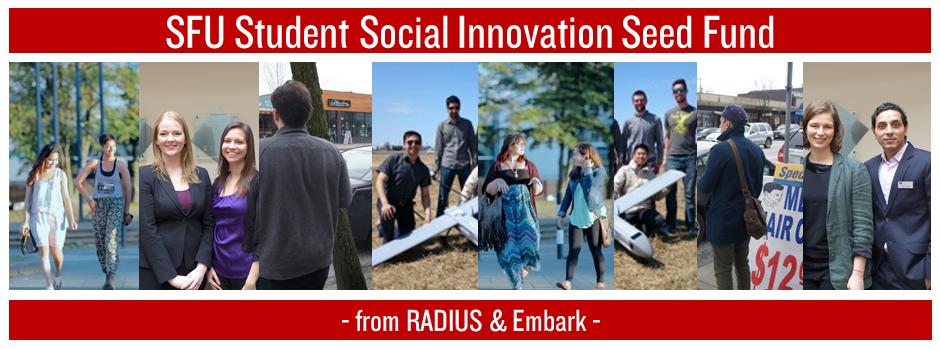 Social Innovation Seed fund