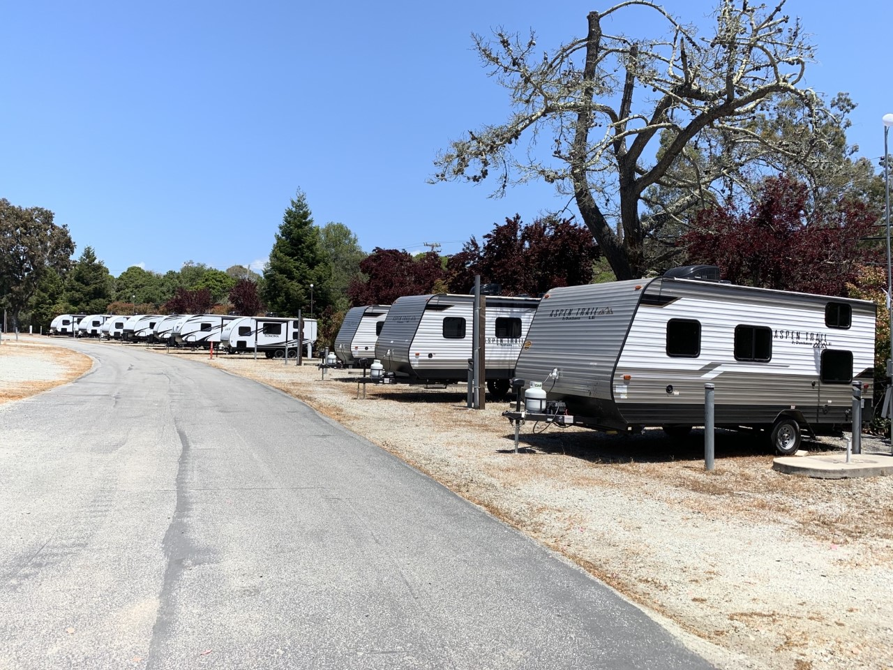 TAY Trailer Site at 7th Day Adventist