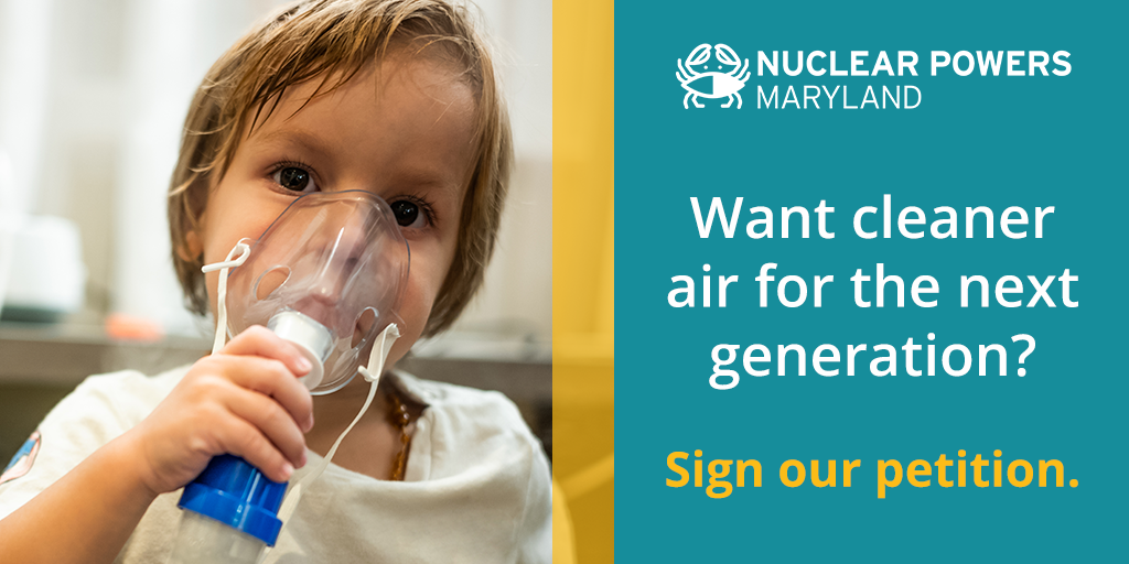 Want cleaner air for the next generation?