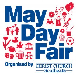 May Day Volunteering at Chris Church - Southgate Green