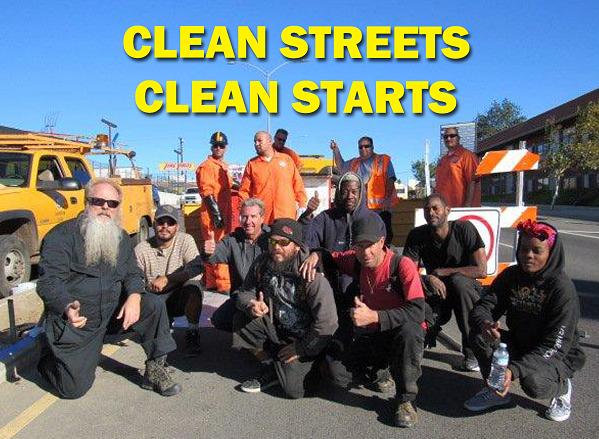 Clean Streets, Clean Starts - Reseda Blvd