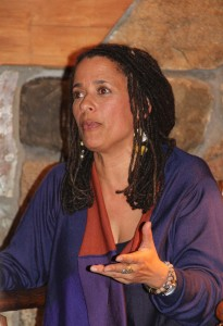Carolyn Finney fireside