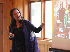 Carolyn Finney presentation