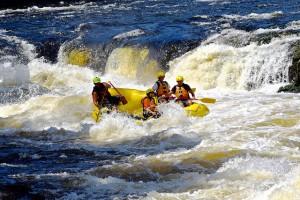 Rafting Menominee