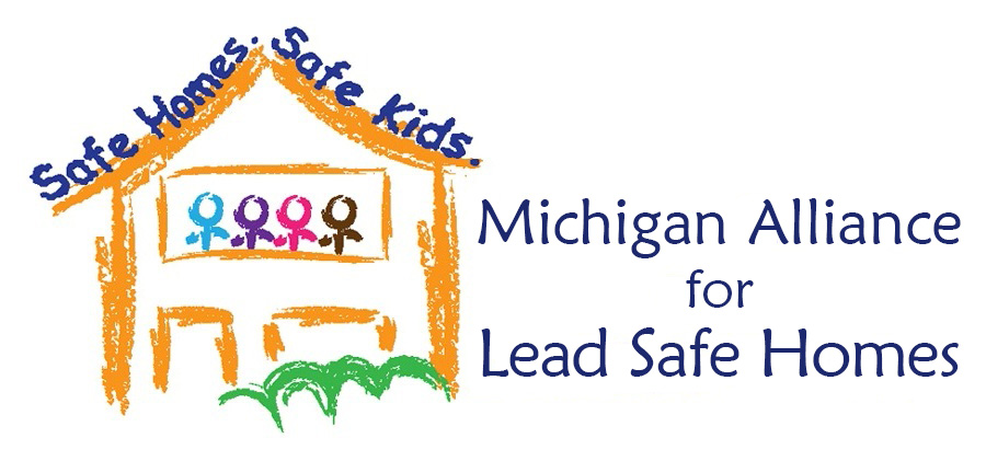 Michigan Alliance for Lead Safe Homes logo