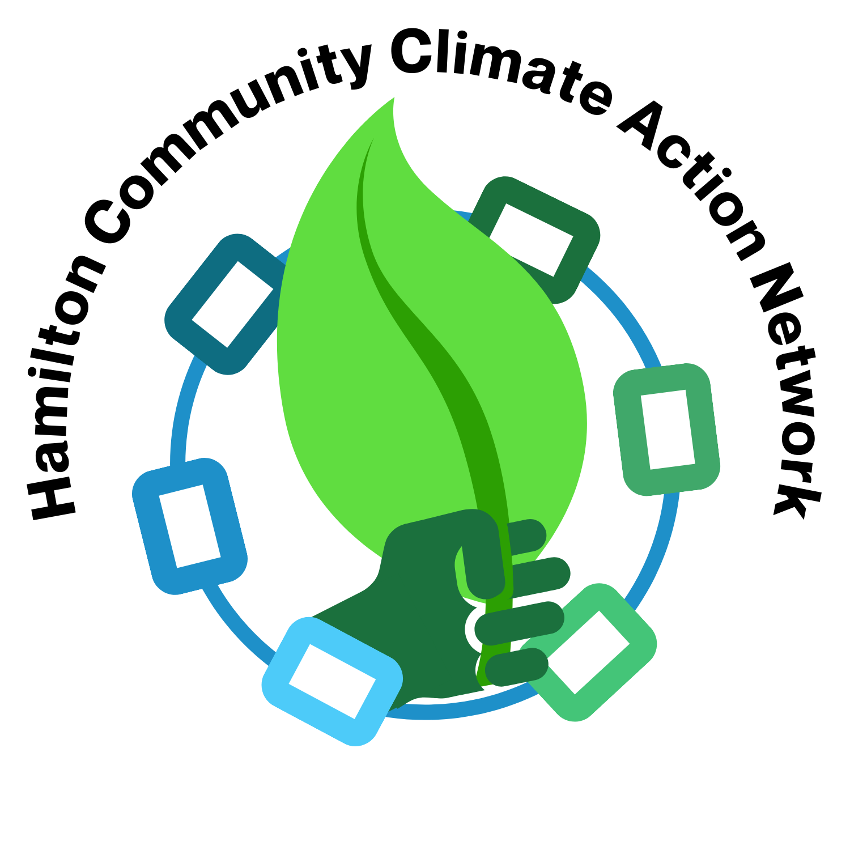 Hamilton Community Climate Action Network logo