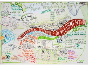 Graphic Harvest of MSLS initial courses, Zulma Patarroyo, www.pataleta.net.
