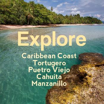Costa Rica Travel Caribbean Tortugero Puerto Viejo Limon