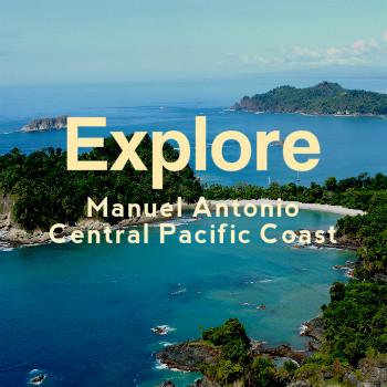Costa Rica Manuel Antonio Dominical