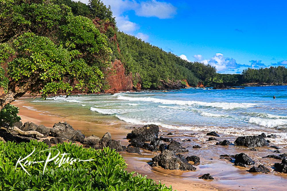 West Maui Mountains - Maui Photography