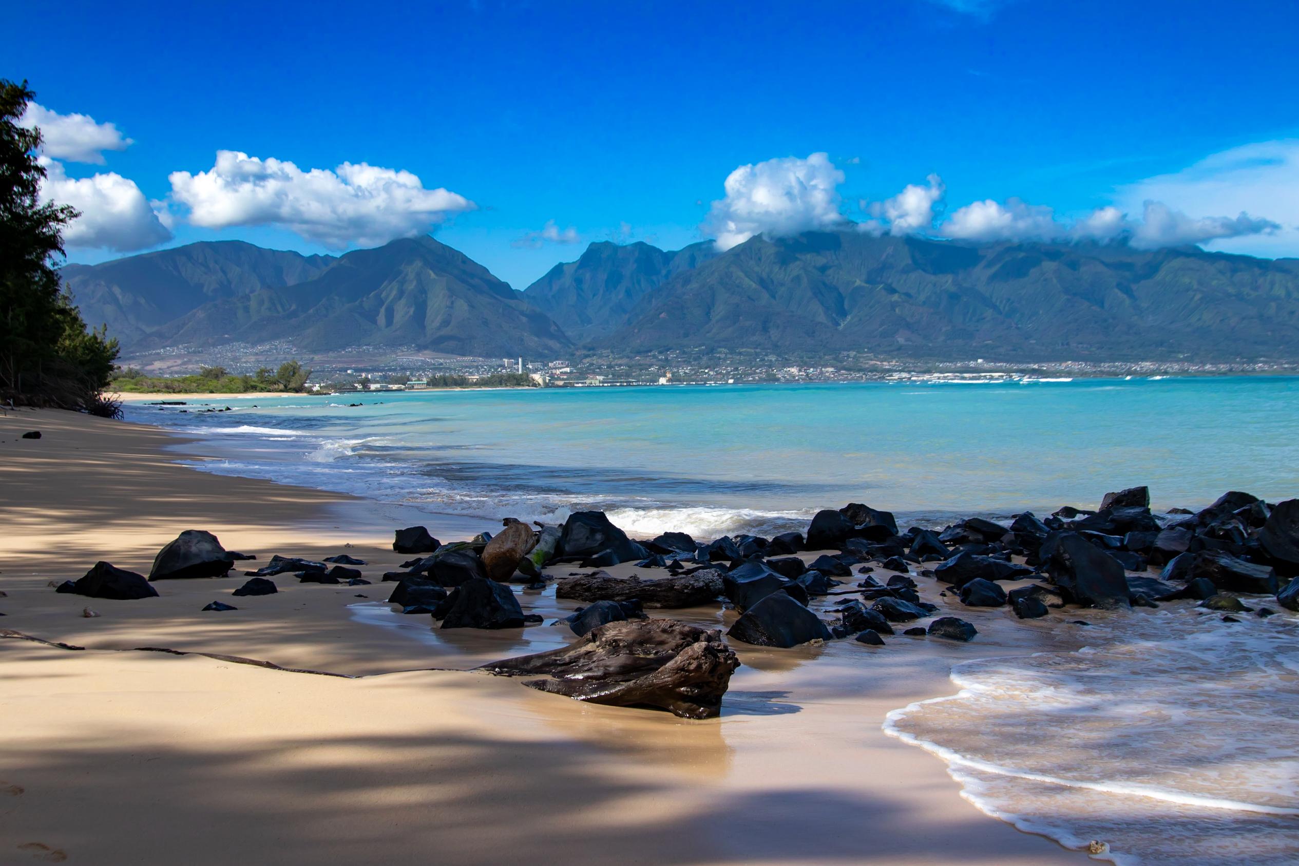 Kanaha Beach Park - Kevin Peterson Photography