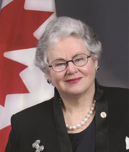 Senator Nancy Ruth