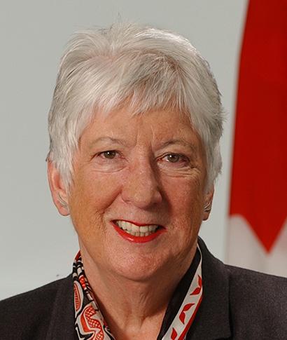 The Honourable Senator Pat Carney, P.C.