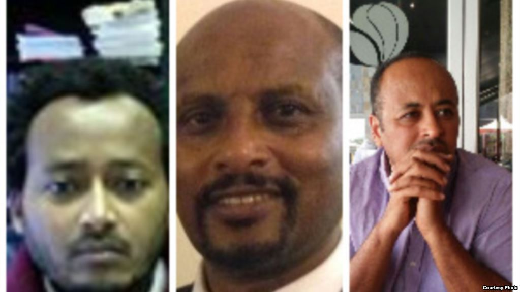 VOA Interview with 3 Educated Eritrean Citizens ( in Tigrigna)