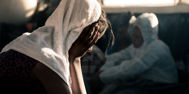MSF Report: Eritrean Refugees Dying En Route to Europe