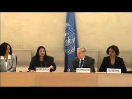 Human Rights in Eritrea - 34th Meeting, 31st Regular Session Human Rights Council-3