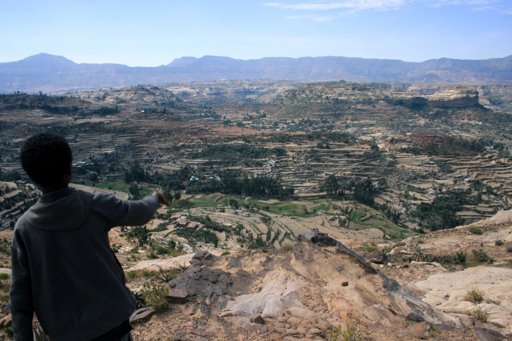 Face to face with the Eritrean exodus into Ethiopia