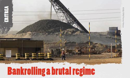 Eritrea: British firms bankrolling a brutal regime