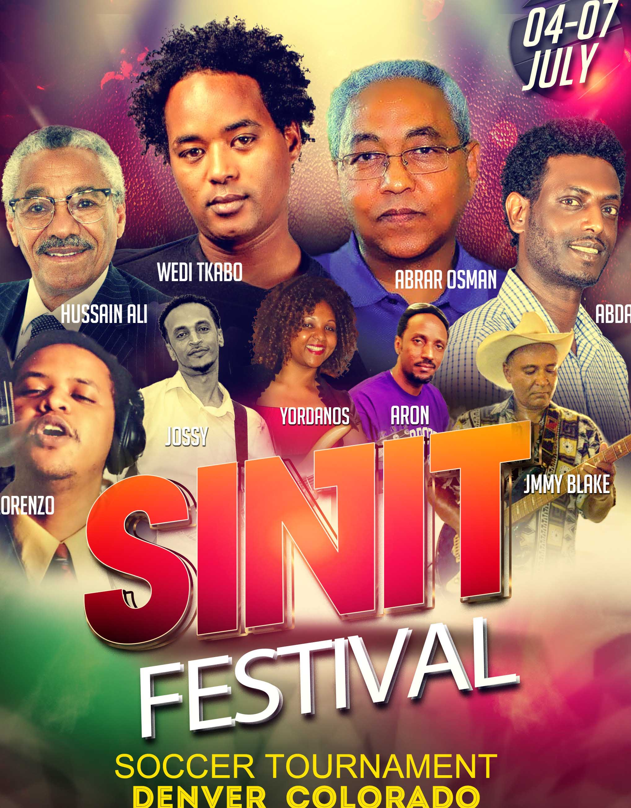 SiNiT Festival July 4th, Denver, CO