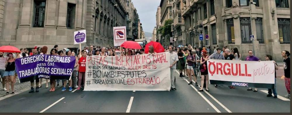 SPAIN: THE SUPREME COURT RECOGNISES THE RIGHT OF SEX WORKERS TO FORM UNIONS