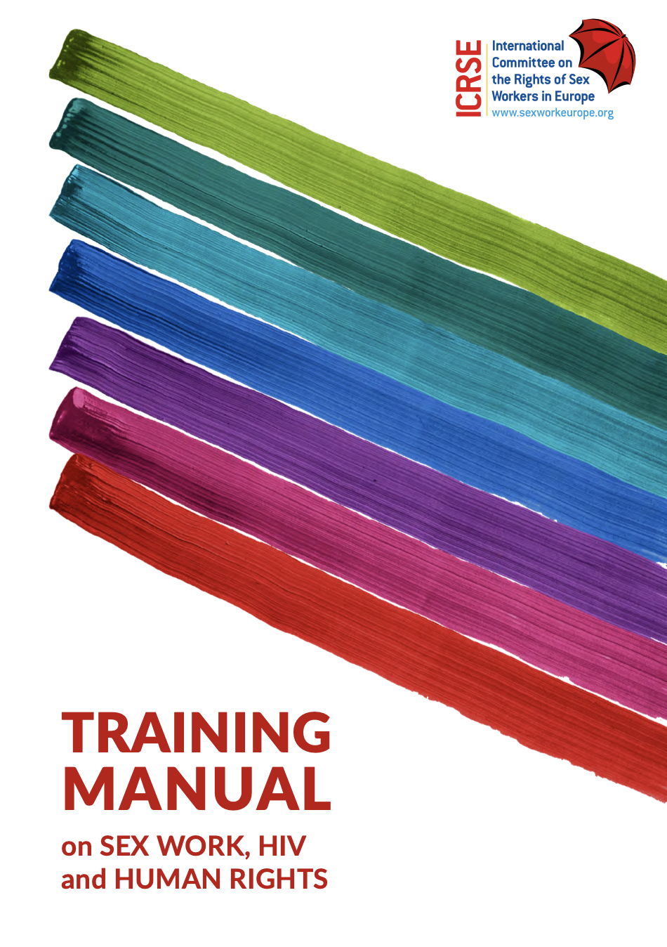 Training Manual on Sex Work, HIV And Human Rights