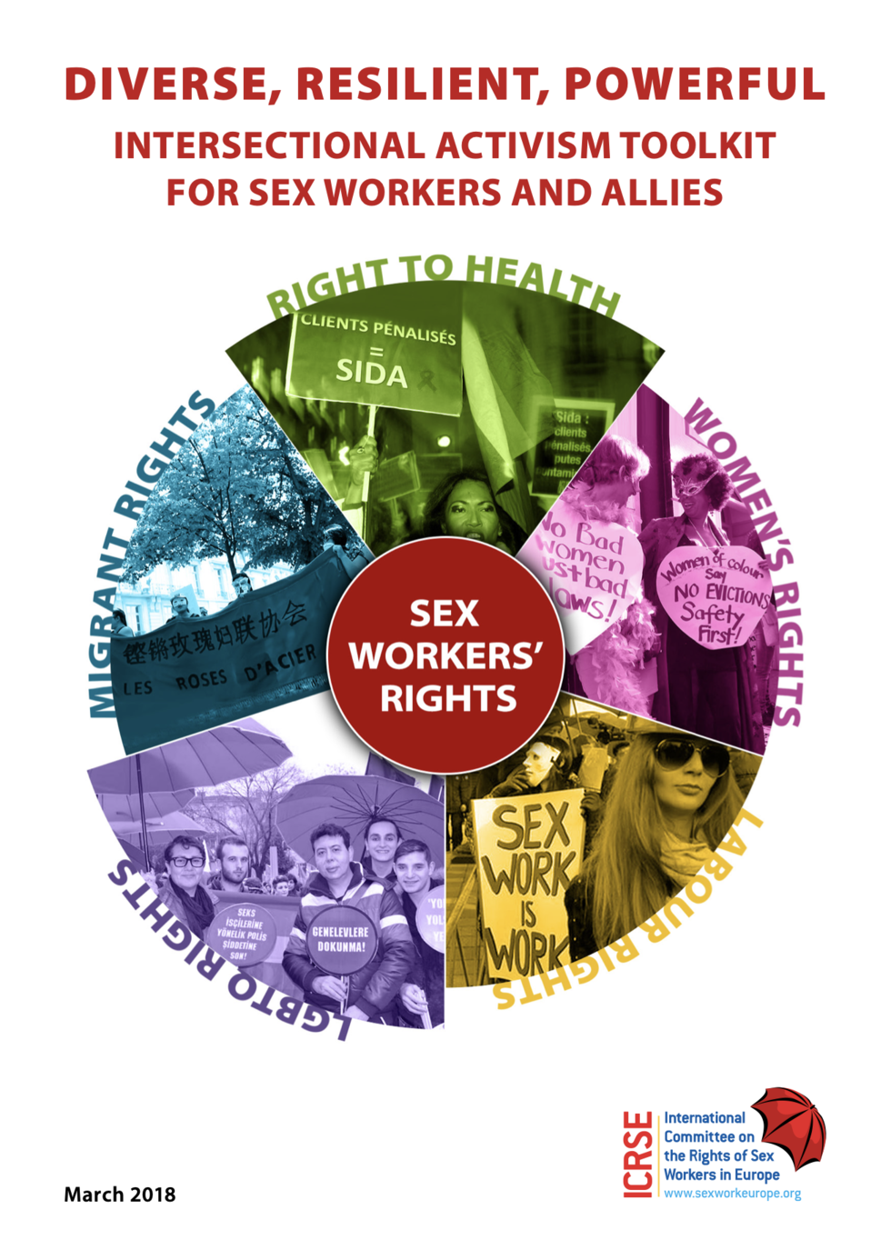 DIVERSE, RESILIENT, POWERFUL- INTERSECTIONAL ACTIVISM TOOL KIT FOR SEX WORKERS AND ALLIES