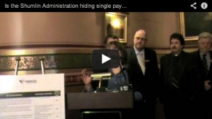 Hiding Info Video