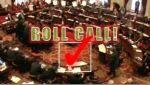 Roll Call Graphic