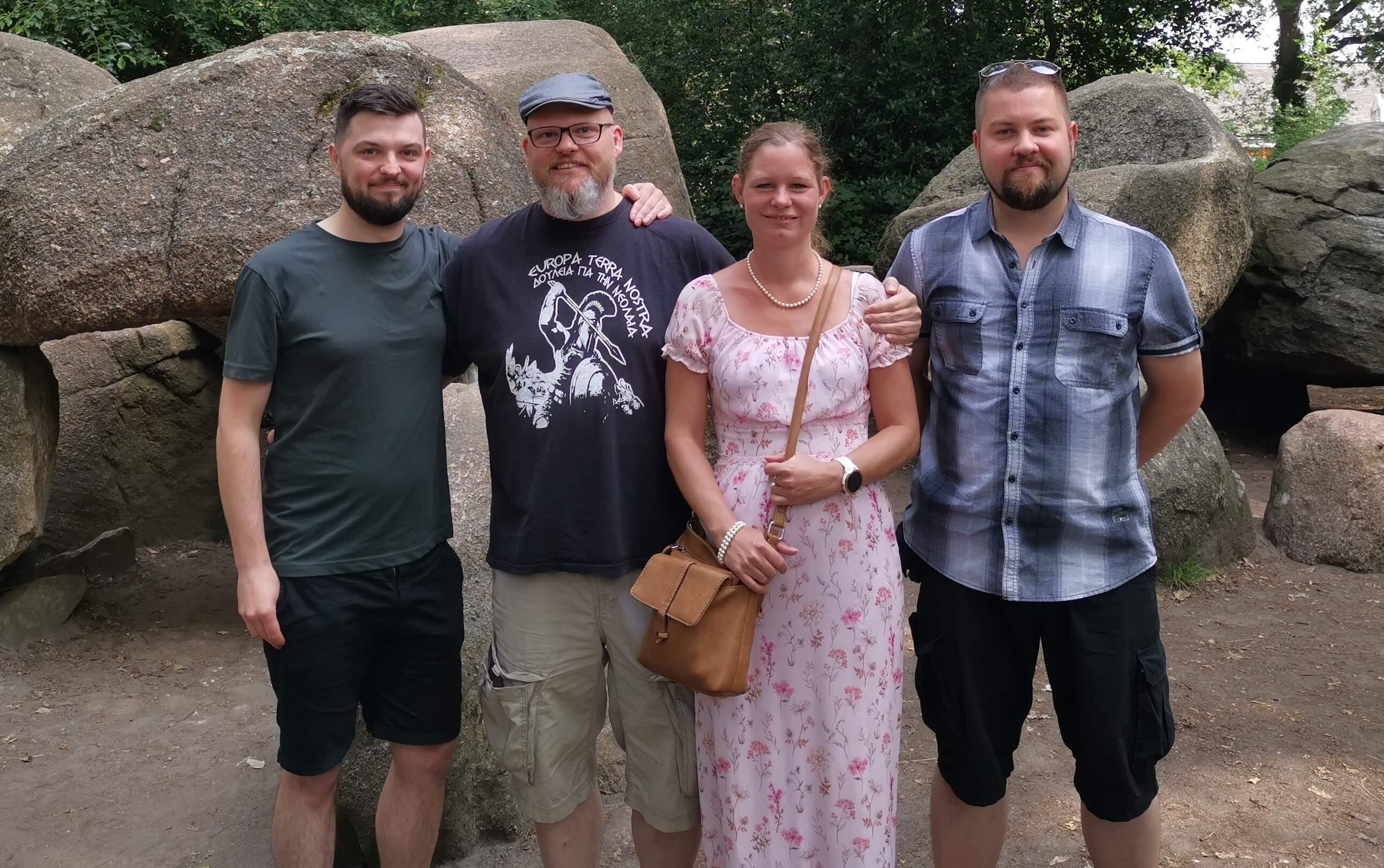 Europa Terra Nostra delegation visits the Netherlands