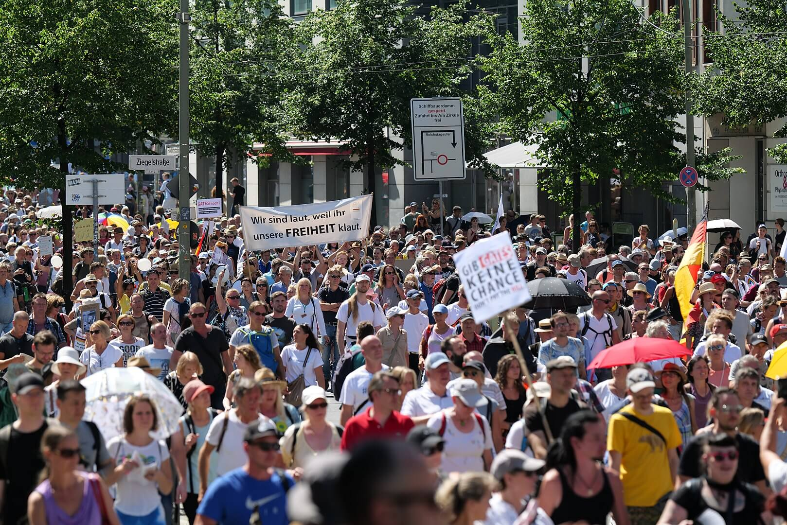 Berlin 1 August
