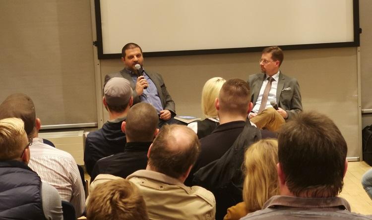 Sascha Diskussion Buchfair