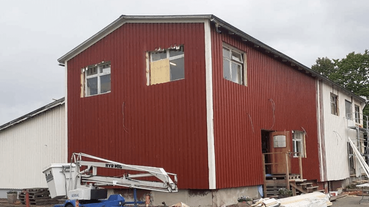 Svenskarnas Hus
