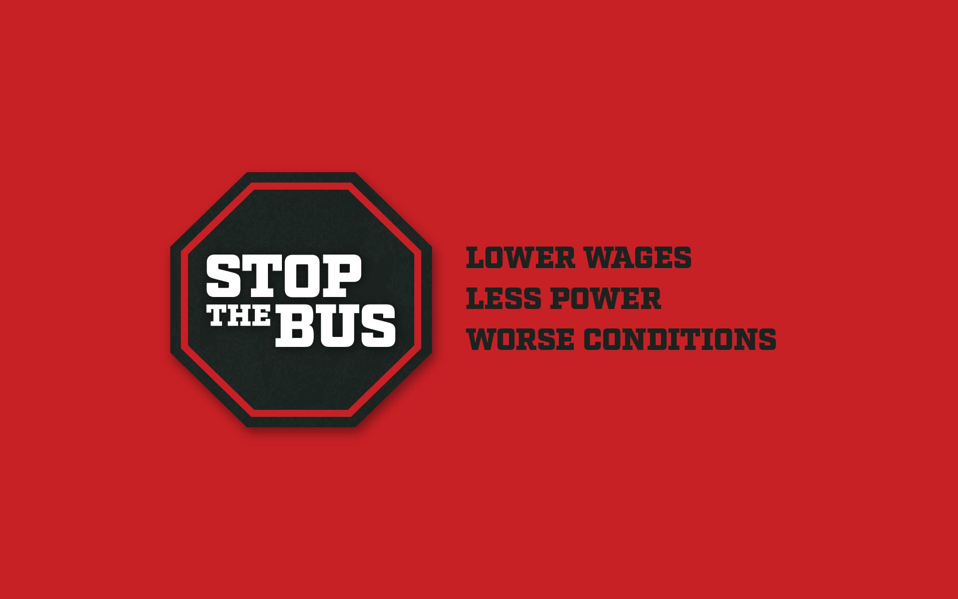 Stop the Omnibus Bill
