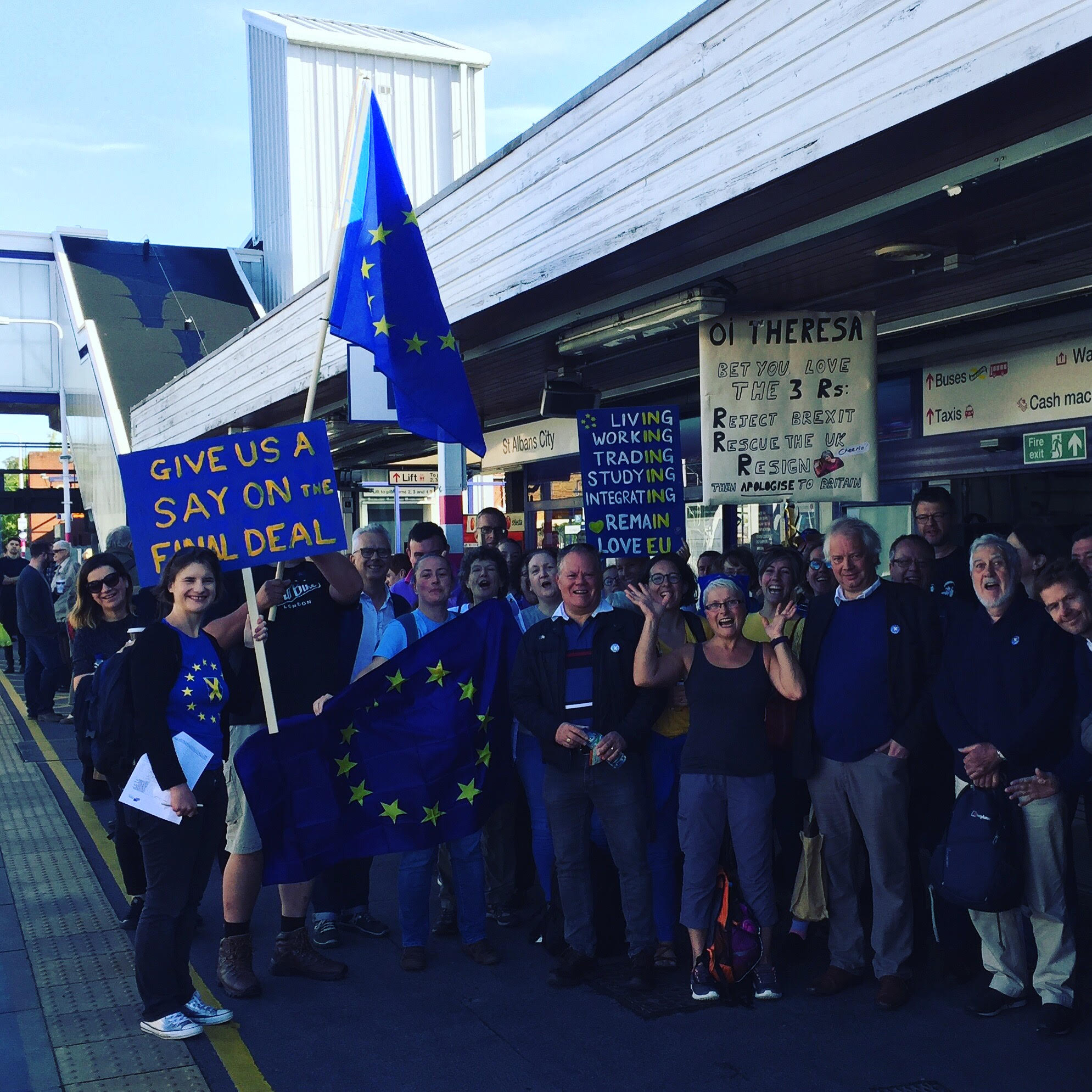 st albans for europe
